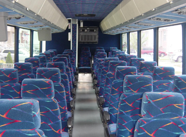 CT Charter Bus Rental